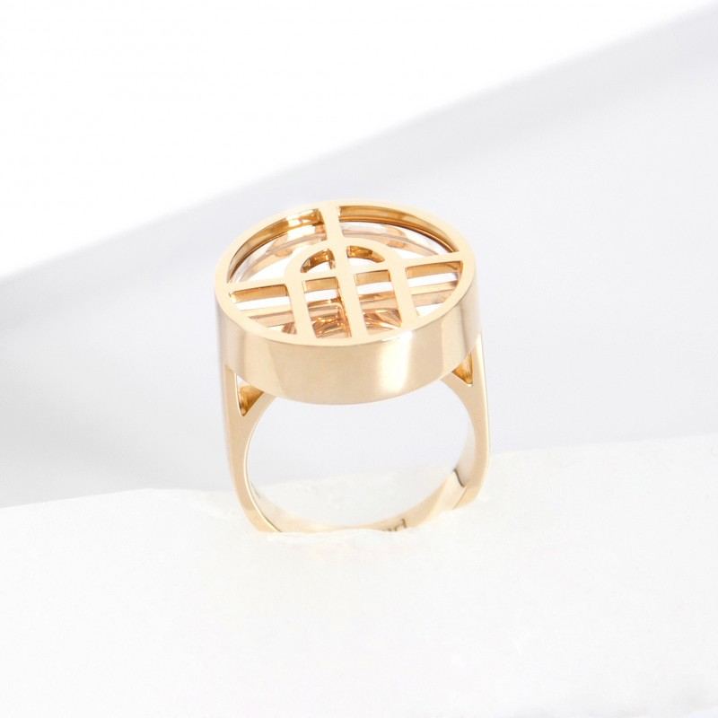 Arcature Ring / Cristal de...
