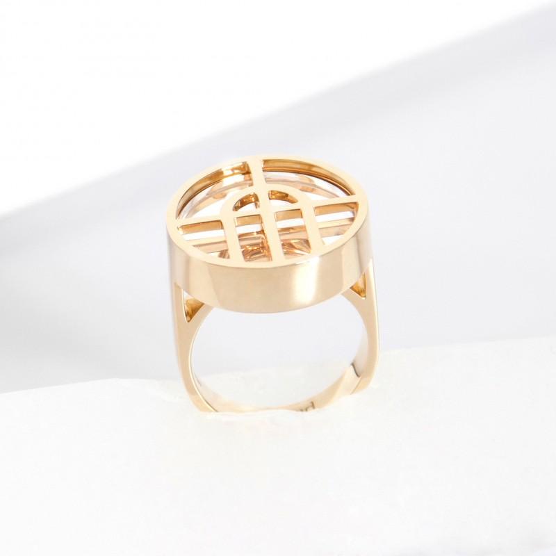 Arcature Ring / Cristal de...