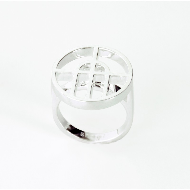 Arcature Ring / Thin & Empty